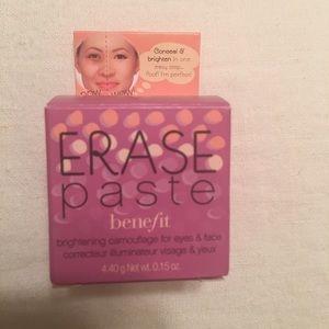 Other - Erase Paste by benefit. Eye brightening concealer